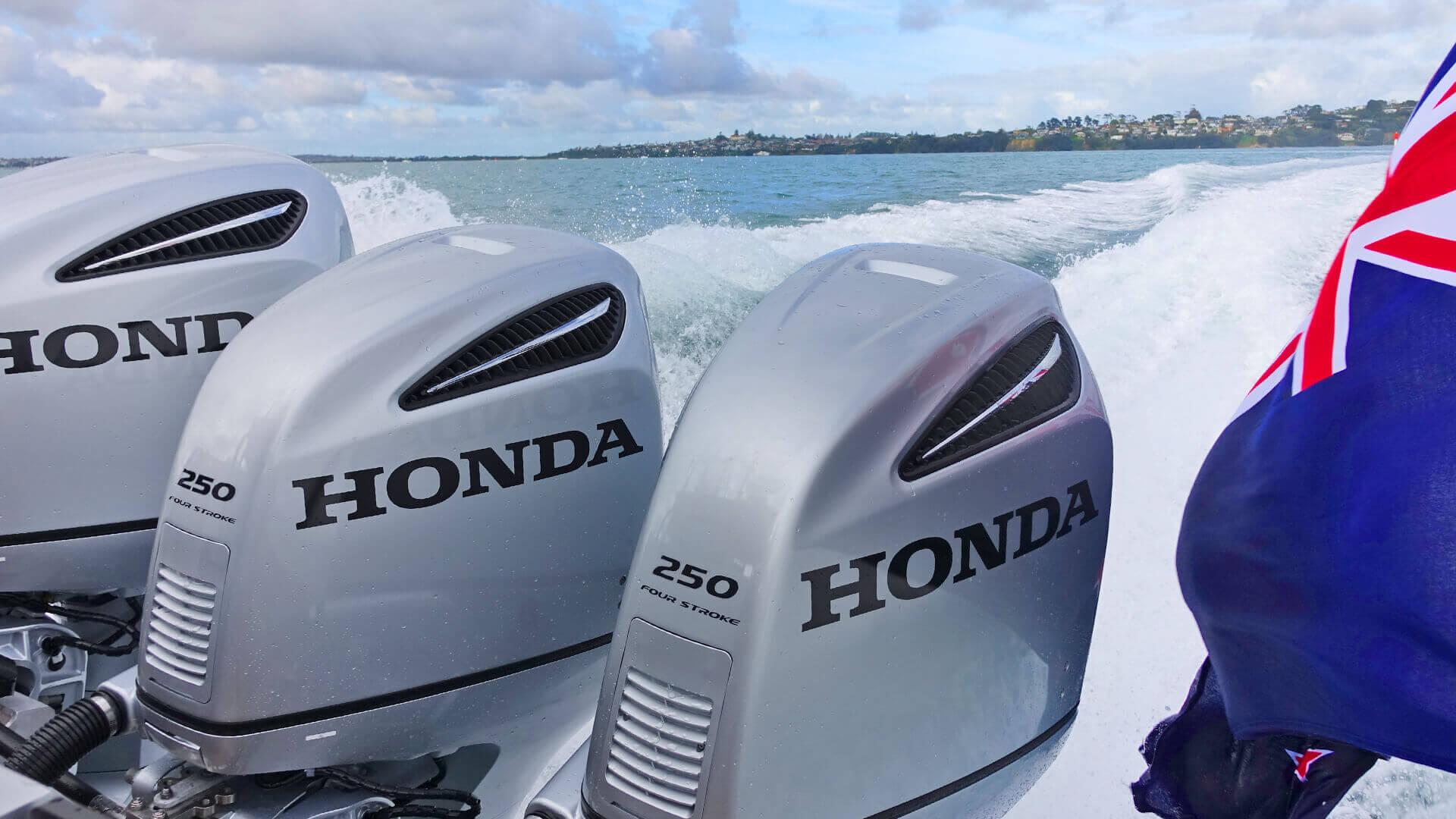 Honda Marine Dealer Whangarei